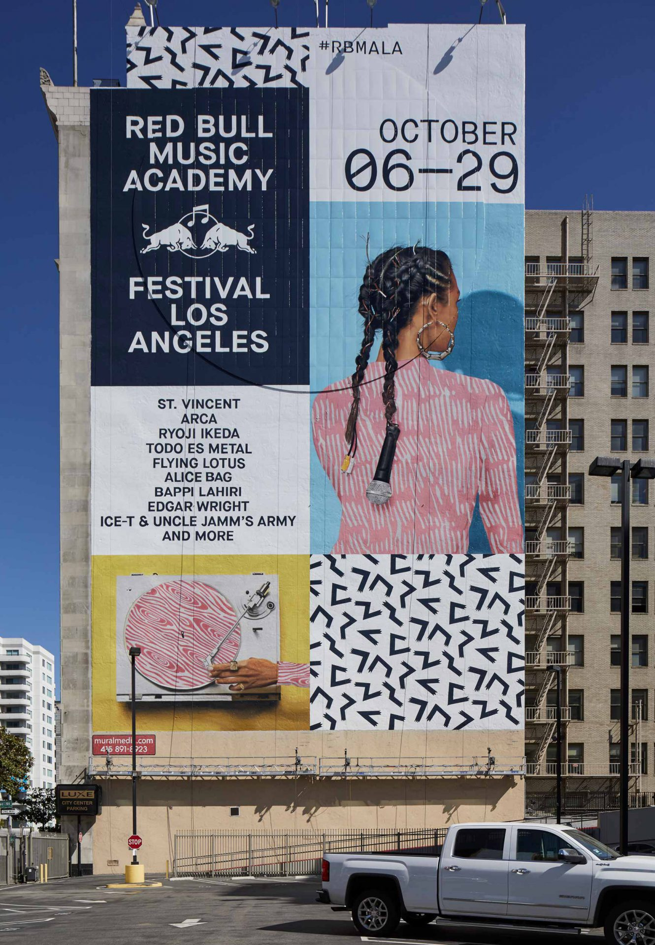 Red Bull Music Academy Festival Los Angeles